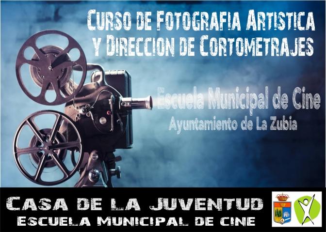 CURSO DE FOTOGRAFÍA ARTÍSTICA Y DIRECCIÓN DE CORTOMETRAJES