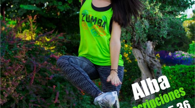 ZUMBA con Alba