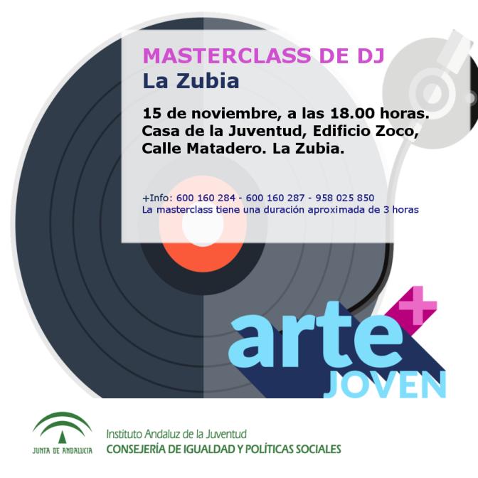 Masterclass de DJ