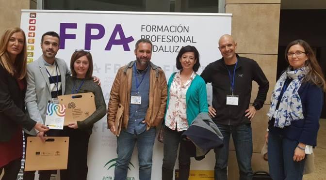 Las Áreas de Juventud y Turismo en las II Jornadas Andaluzas de FP