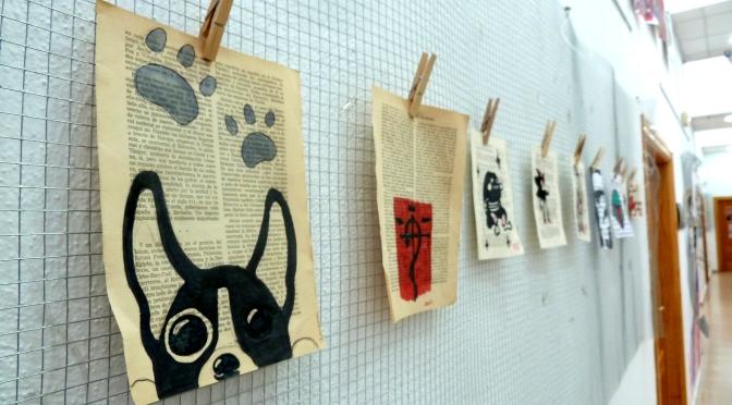 Exposición para fomentar la lectura de novela gráfica