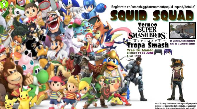 Torneo Super Smash Bros Ultimate