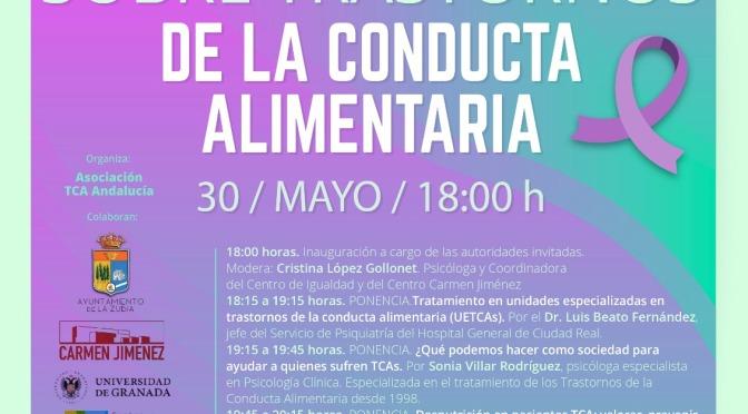 l Jornadas Andaluzas sobre los Trastornos de la Conducta Alimentaria