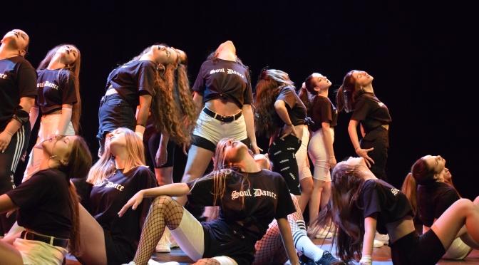 Fin de Curso Escuela de Danza Urbana