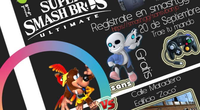 Torneo de Smash Ultimate