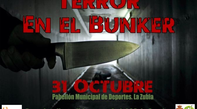 TERROR en el BUNKER (Halloween 2019. La Zubia).