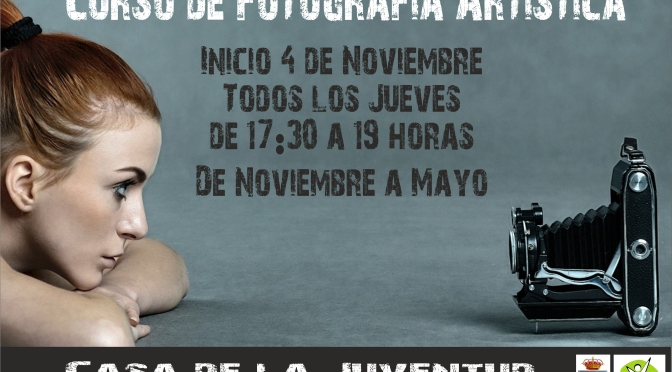Curso de Fotografía Artística